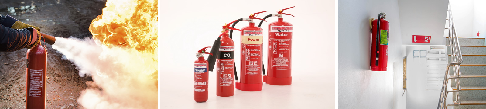 Fire extinguisher rental and sales